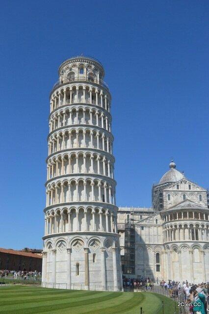 Tour de Pise - Pise - Italie