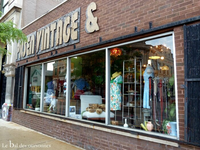 99 Blog Pilsen Vintage & Thrift Chicago Vintage Shop Magasin 2