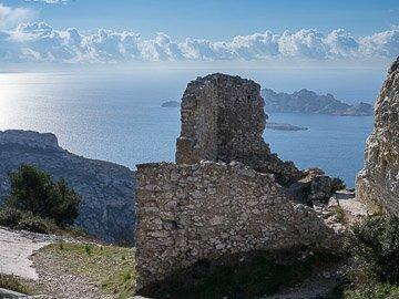 Les tours à signaux dans le sud de la France
