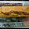 {recette} cake jambon-tomates séchées-courgette