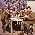 Dépot de Munition de Tegel 1972 (Photo R. Vitte)