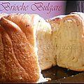 Brioche bulgare