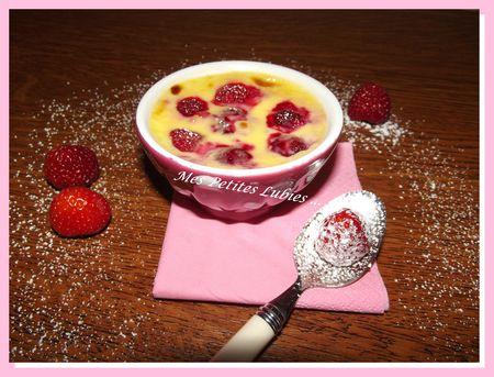 gratin fraises 3