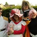 Belgian cosplay team a.s.b.l