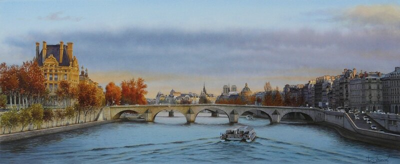 thierry duval panoramique pont royal