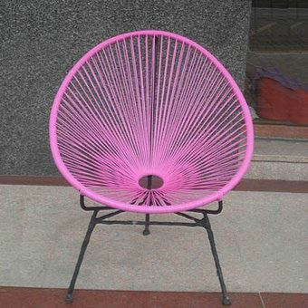 fauteuil-acapulco-rose