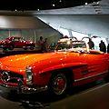 MERCEDES 300 SL W198 roadster 1962 Stuttgart (1)