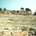 SYRACUSE Théâtre grec