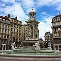 Lyon #25 - la fontaine des jacobins