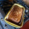 Cake au thon et olives noires