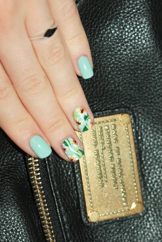 nail art tropical essence mint-5
