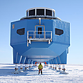 Halley VI, Antarctique