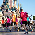 La seconde édition du semi-marathon disney