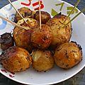 Petites pommes de terre en cocotte !
