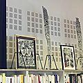 Exhibé, à la librairie l'établi, à alfortville (94)