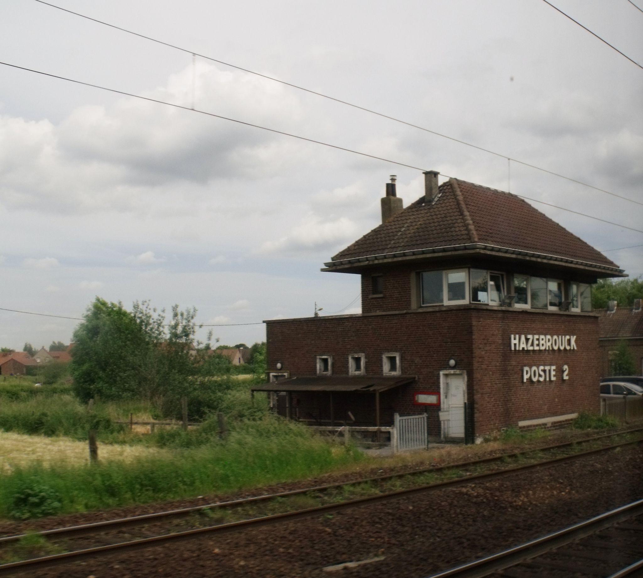 Hazebrouck (Nord) Poste 2