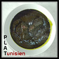 Mouloukhia, Mloukhia, plat tunisien...
