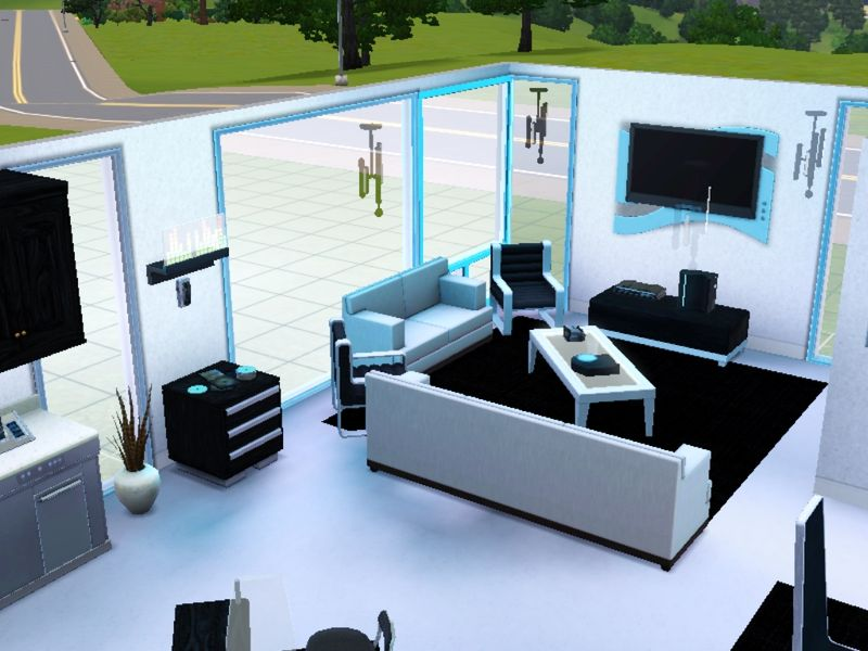 Sims 4 maison de luxe interieur blog de conception de maison for Interieur maison de luxe