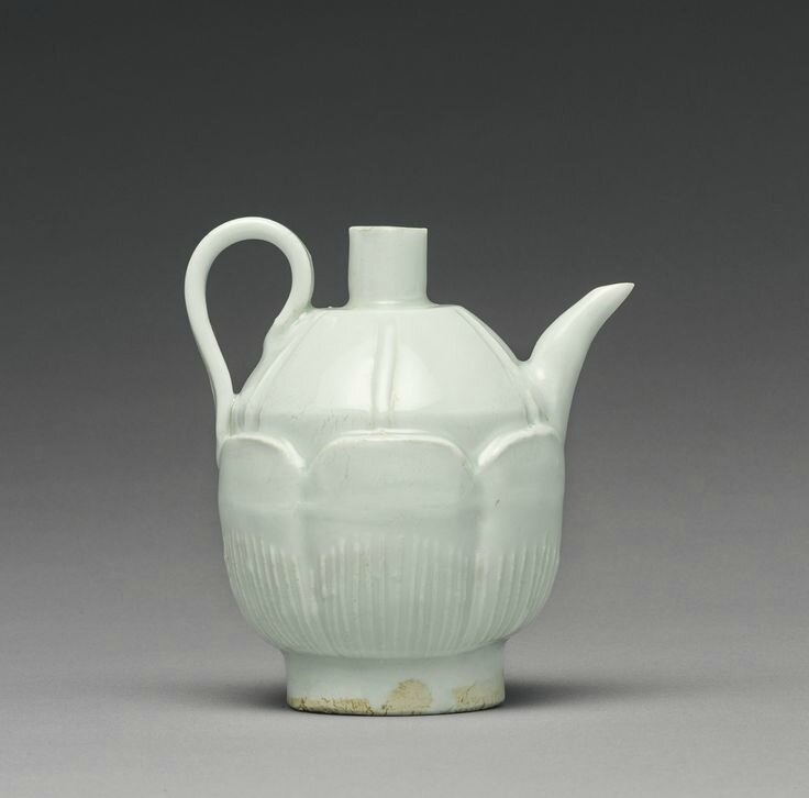 A 'Qingbai' waterdropper, Yuan dynasty