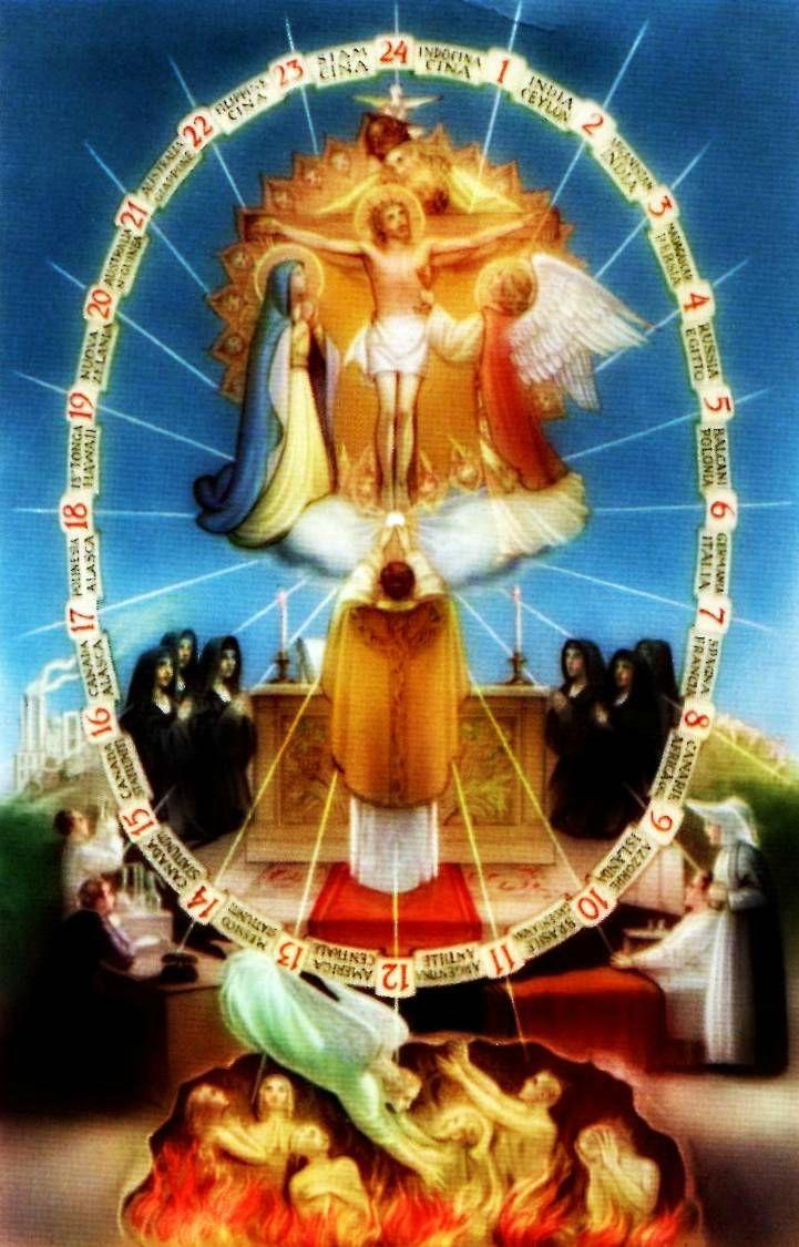 Prier pour les âmes du purgatoire avec ND de Montligeon!! 80342285_o