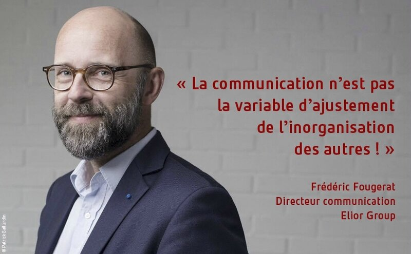 Frederic Fougerat-Quote communication
