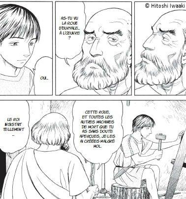 Eureka-Hitoshi Iwaaki-komikku éditions-scan3