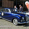Bmw 502 saloon (paul pietsch classic 2014)