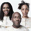 Ensemble black harmony gospel singers. jeudi 10 avril. eglise sainte thérèse