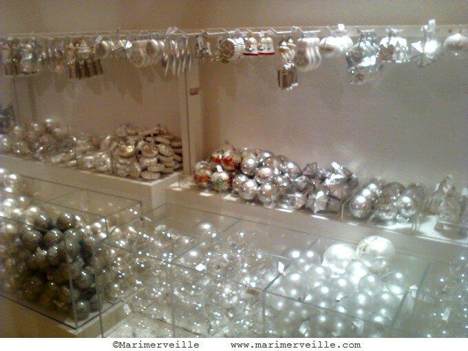 Boules de Noël Le Bon Marché 5 - marimerveille