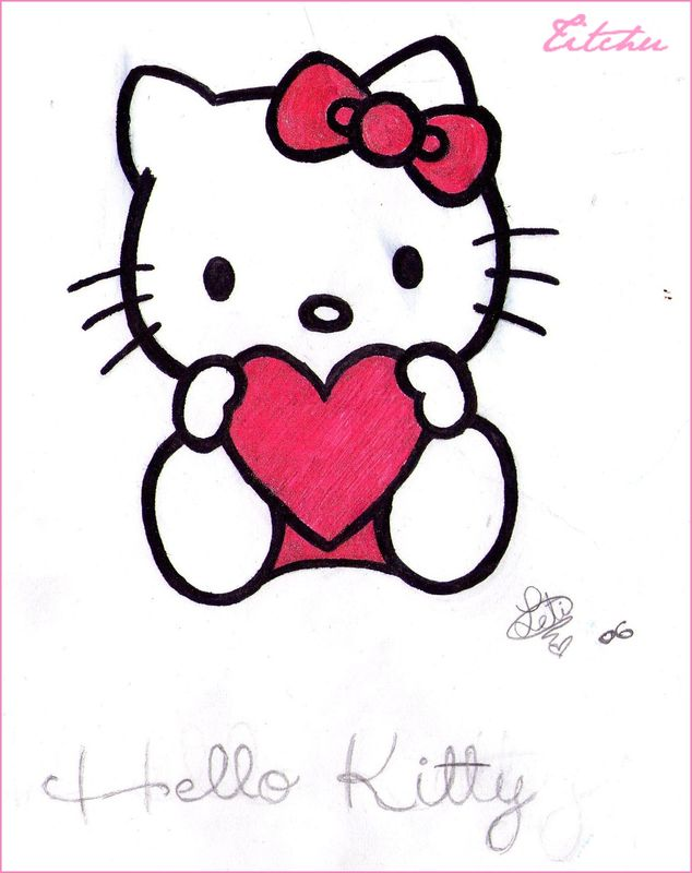 Hello Kitty - Sweet Dreams in Titchu's Bubble