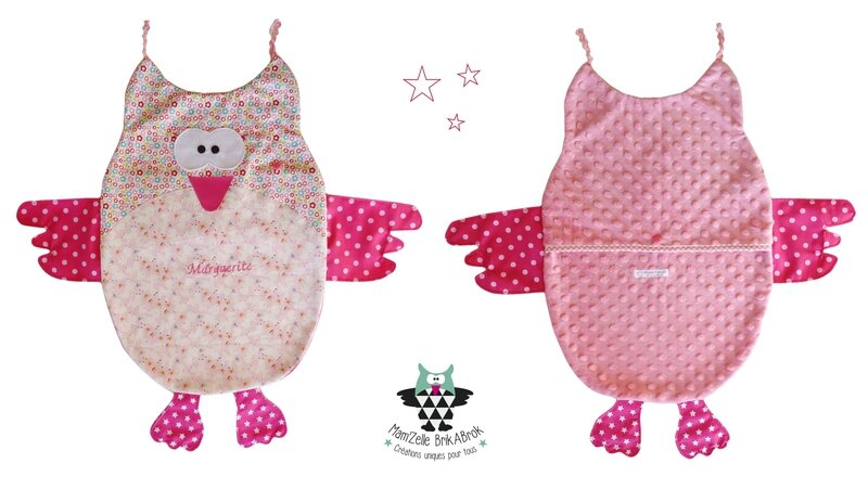 Range pyjama Madame Boubou Marguerite