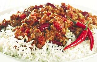 Hot Chilli con Carne Recipe Mix