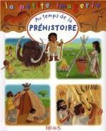 Au temps de la préhistoire couv
