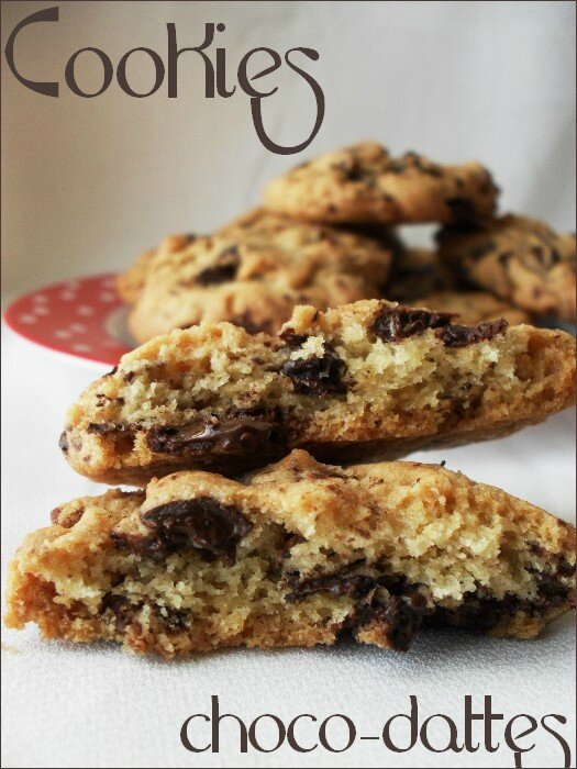 cookies choco-dattes 1