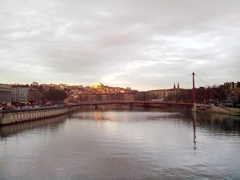 soleil sur la Saône (4)