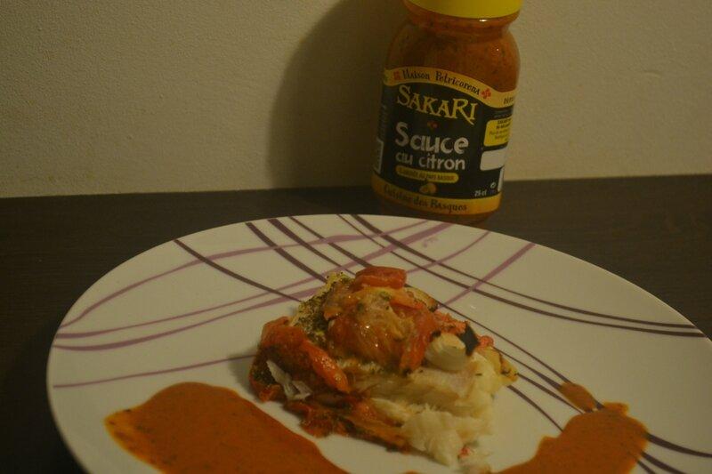 J'ai testé pour vous... La sauce SAKARI au citron {Nouveauté Petricorena}