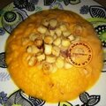 Purée de courge butternut ww (thermomix)