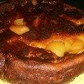 Far aux abricots caramélisé au beurre salé
