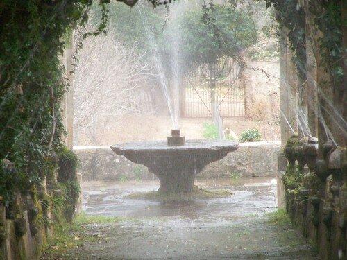 Alfabia-fontaine