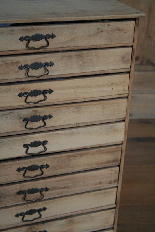 Petit meuble semainier bonjour ma cousine petit for Meuble a tiroirs multiples