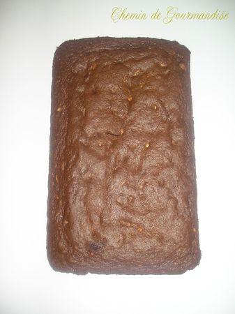 Brownie cacahoutes & café (3)