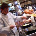 Recette de chef : la meringue cuite à -196 ° d'eric heurtel