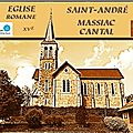 Eglise Saint-André, Massiac,15
