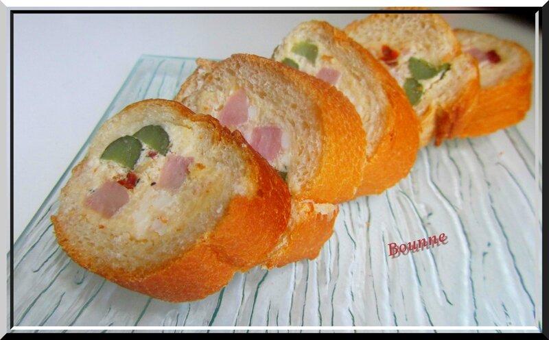 La baguette apéro au jambon (3)