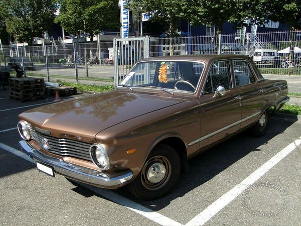 plymouth valiant 4door sedan 1964 3