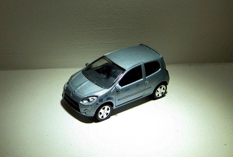 Renault twingo (2007) Norev