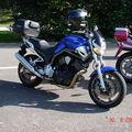 Yamaha 1100 Bulldog