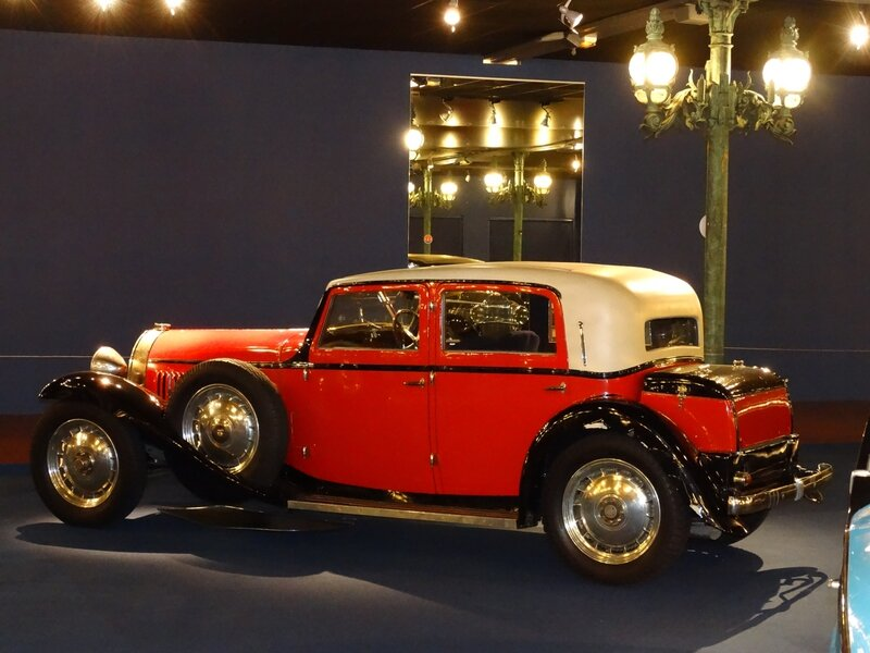 BUGATTI type 46 berline 1934 Mulhouse (2)