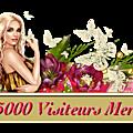 95000 visiteurs merci