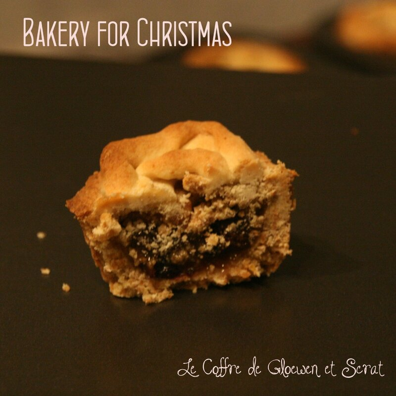 bakery for christmas dans le coffre
